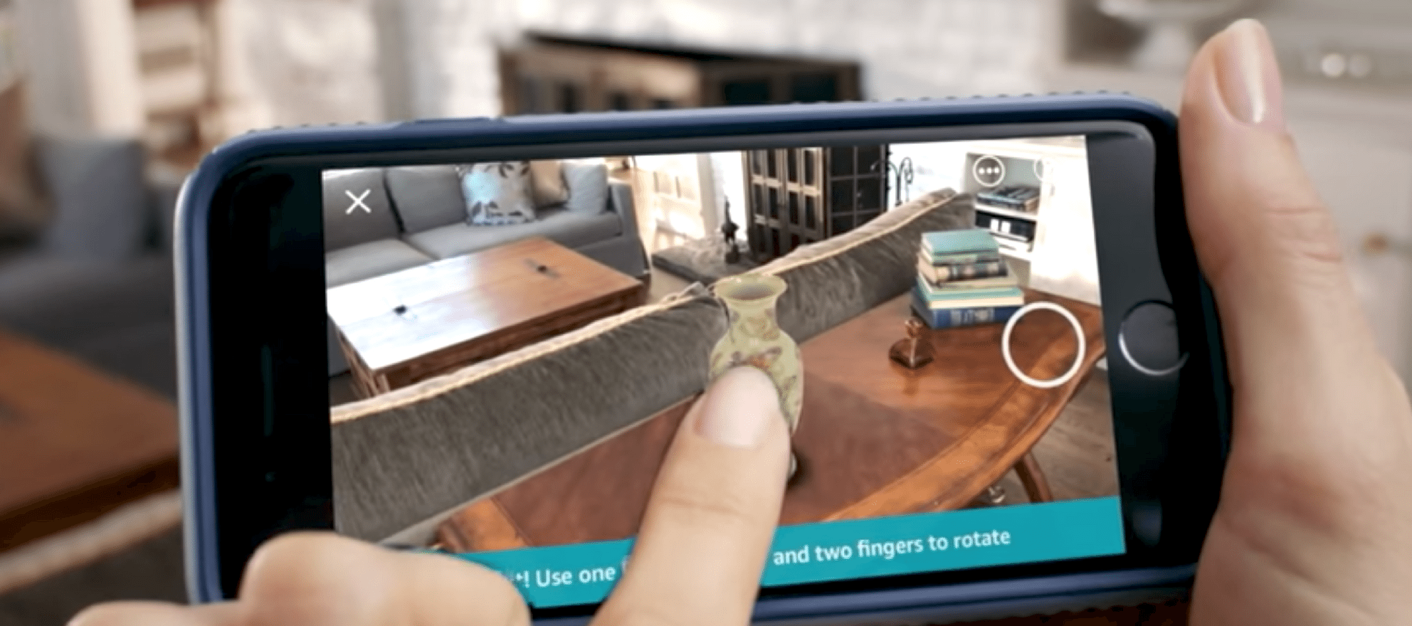 AR VIEW AMAZON