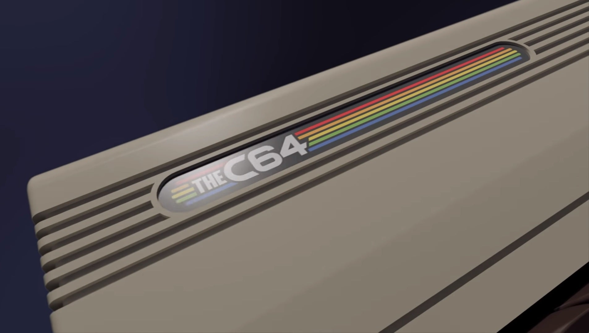 THEC64, ALIAS LA COMMODORE DE 2019